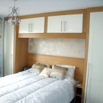 Fitted Wardrobes with Oak Veneer