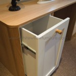 Concealed Laundry Bin