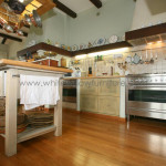 Bespoke Large Kitchen with Island, White Willow Furniture, Cardiff and Bristol