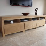 Large Bespoke TV Cabinet