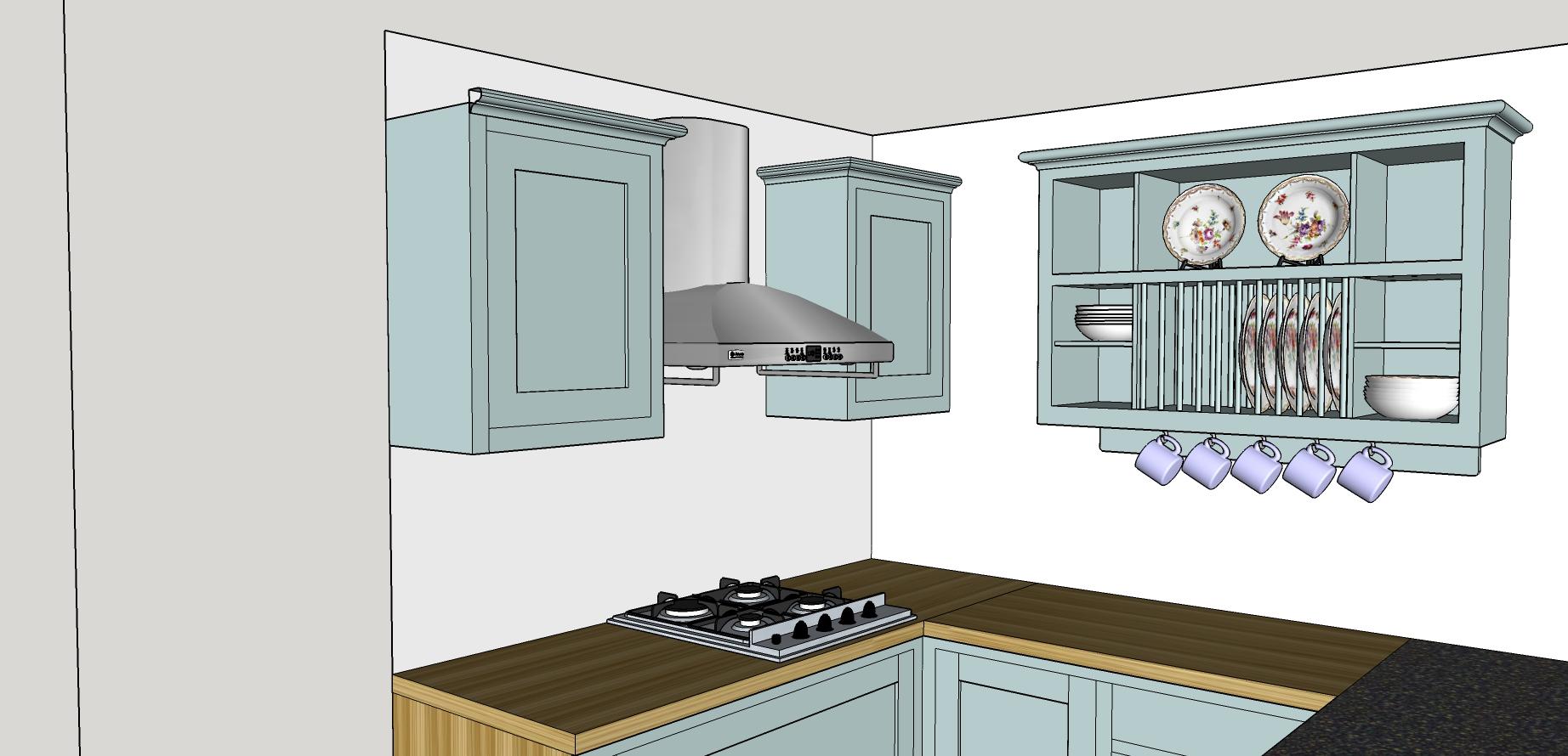 Kitchen Design - White Willow Furniture - bespoke furniture suppliers