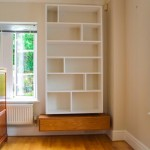 Bespoke Floating Bookcase