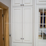 Mirrored Bespoke Traditional Wardrobes white willow furniture Monmouth