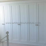 New England Style Wardrobes White Willow Furniture Cardiff and Bristol