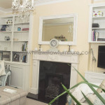 Lounge Alcove Cupboards White Willow Furniture