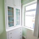 Bespoke alcove toy cupboard painted alcove cardiff, penylan, bristol, penarth, south wales, vale, lisvane, heath, rhiwbina, whitchurch