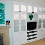 White Willow Furniture Bespoke Alcove Units and Shelves (www.whitewillowfunriture.com) Cardiff