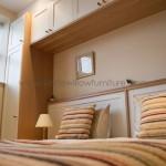 Oak/Painted Shaker Wardrobe Suite