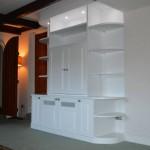 Art Deco Style TV/AV Cupboard