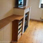 Alcoves with Built in TV Cabinet