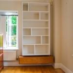 Bespoke Floating Bookcase