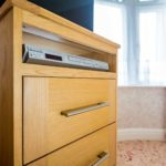 bespoke oak wardrobes tv unit, cardiff, penarth, bristol, south wales