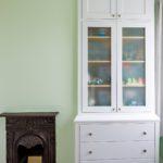 Bespoke alcove toy cupboard painted alcove cardiff, penylan, bristol, penarth, south wales, vale, lisvane, heath, rhiwbina, whitchurch